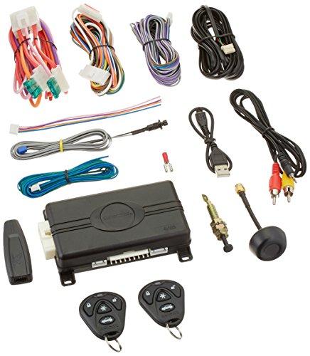 avital 5105l 5105l 1 way security remote start system. Black Bedroom Furniture Sets. Home Design Ideas