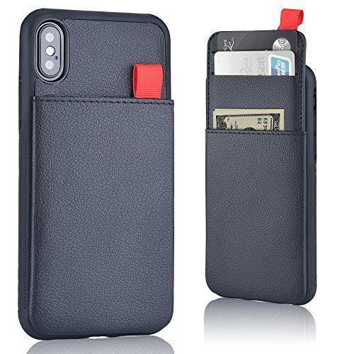 Iphone X Wallet Case Hidden Wallet Phone Case Mangata