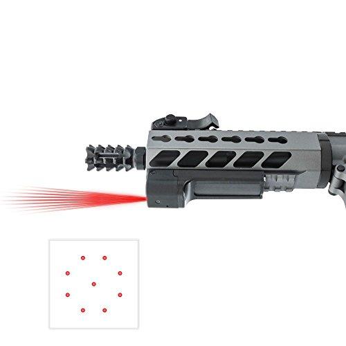 Laserlyte Center Mass Green Laser Sight: LaserLyte Laser Sight Center Mass LG Rail