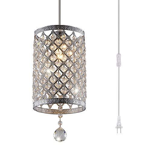 Crystal Silver Table Lamp Xoroda